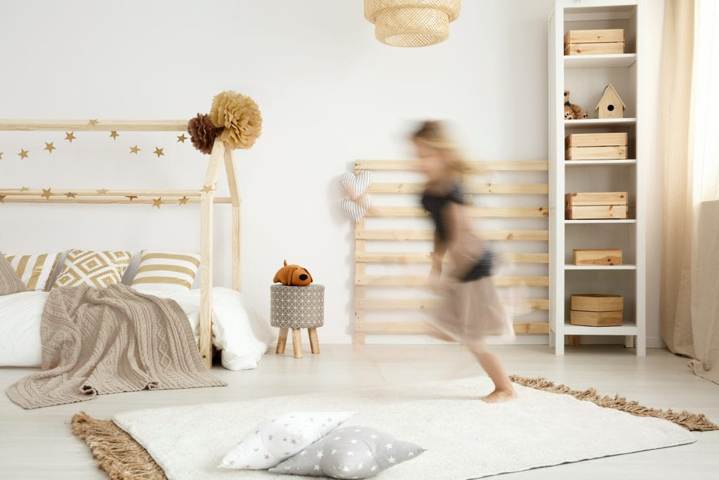 Budget-friendly updates for kids' rooms