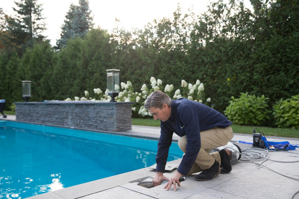 pool spa inspection