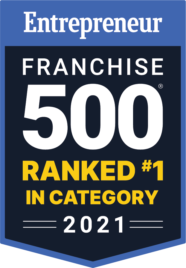Pillar To Post Franchise 500 Badge
