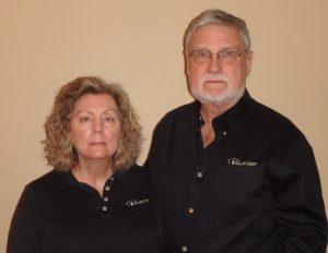 Nancy and Robert Allender