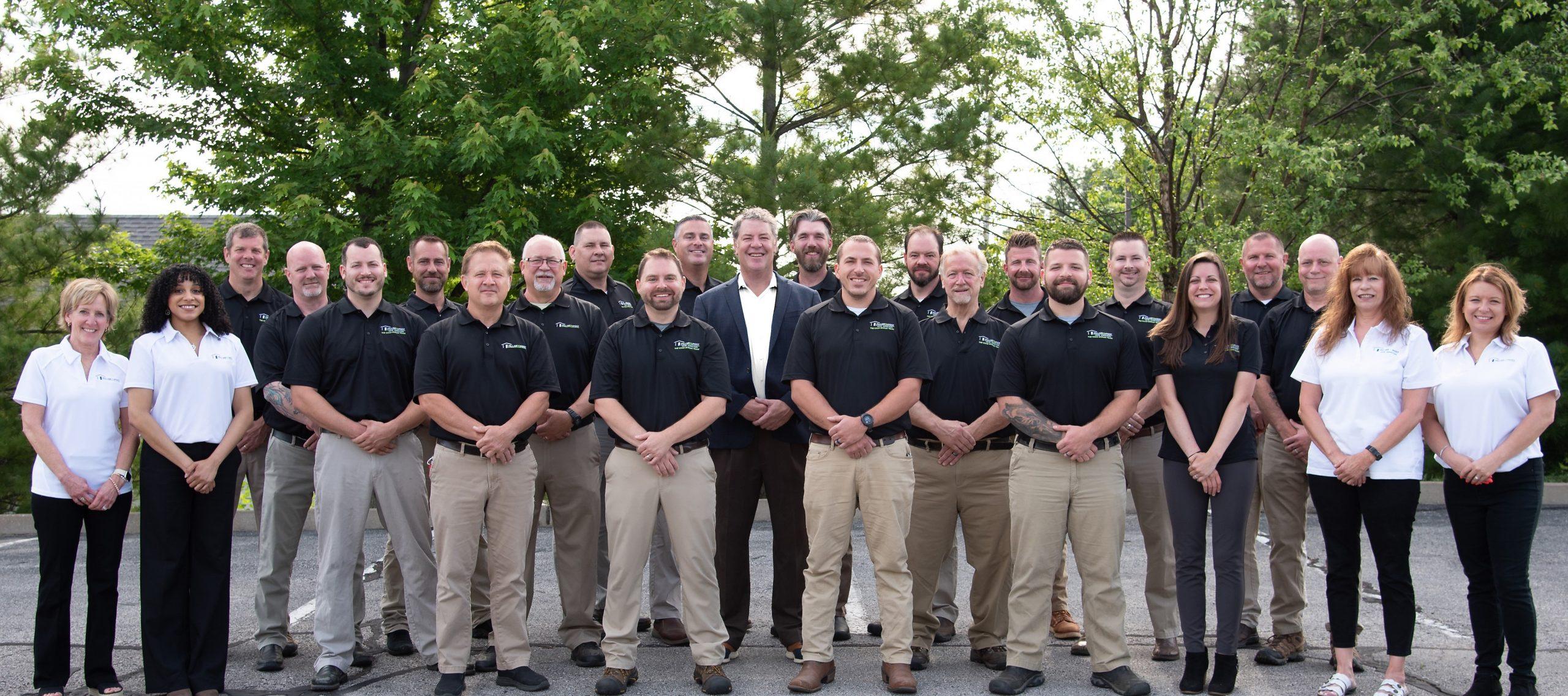 Chad Borah Home Inspection Team