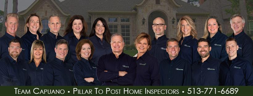 Pillar To Post Home Inspectors - Capuano Team