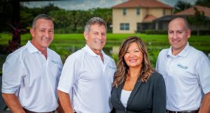 The Nicely home inspection team