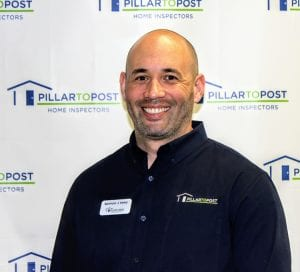 Spencer Valez, Pillar to Post Home Inspectors