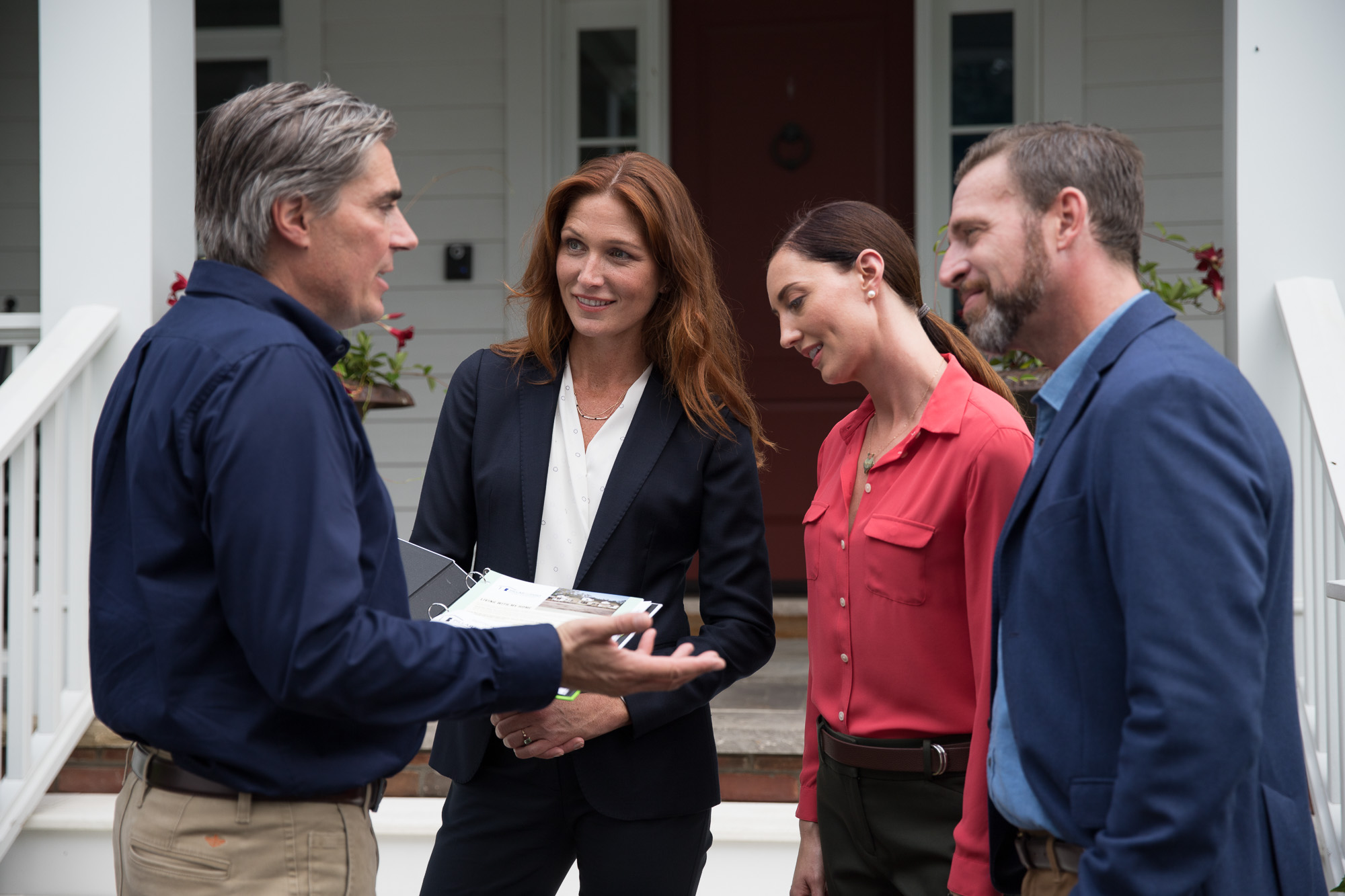 Home Inspector, Realtor and Homebuyers
