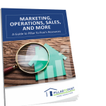 Marketing, Operations, Sales, and More