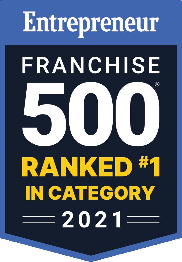 Pillar To Post Franchise 500 Award 2021