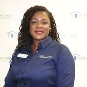 Home inspector Angela Johnson