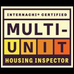 internachi certified multi unit housing inspector